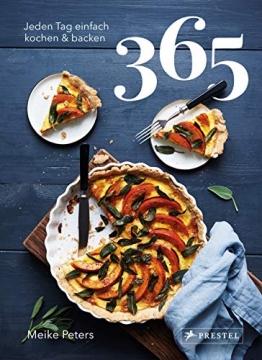 365: Jeden Tag einfach kochen & backen - 1