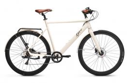 Geero E-Bike City-Classic Cream