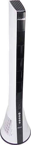 Aktobis Turmventilator WDH-TW1803 - Edles Design, hohe Qualität, Swing- und Timerfunktion - 1