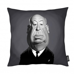 Alfred Hitchcock Kissenhülle