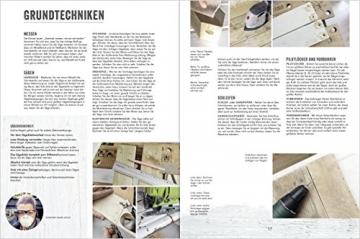 Altes Holz für neues Wohnen: 35 starke Möbelprojekte und spannende Wohnaccessoires aus Holz mit Geschichte und Charakter. - 2