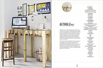 Altes Holz für neues Wohnen: 35 starke Möbelprojekte und spannende Wohnaccessoires aus Holz mit Geschichte und Charakter. - 6