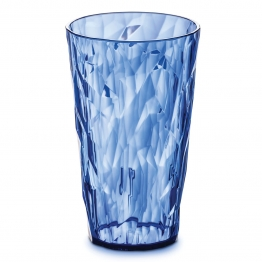 Becher 400ml CRYSTAL 2.0, blau