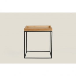 Beistelltisch Colours Side Table - schwarz, skandinavisches Design
