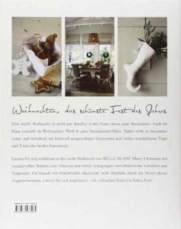 Belle Blanc Merry Christmas: Weihnachten im Shabby Chic Stil - 2