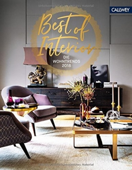 Best of Interior: Die Wohntrends 2018 - 1