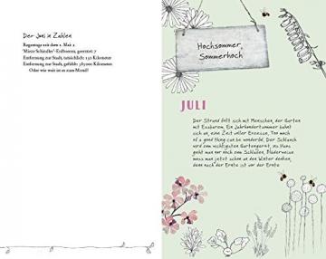 Bin im Garten: Ein Jahr wachsen und wachsen lassen - Mit vielen Fotos und Illustrationen - 6