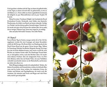 Bin im Garten: Ein Jahr wachsen und wachsen lassen - Mit vielen Fotos und Illustrationen - 7