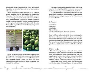 Bin im Garten: Ein Jahr wachsen und wachsen lassen - Mit vielen Fotos und Illustrationen - 8