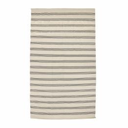 Bloomingville - Teppich Baumwolle 140x240cm - natur/garngefärbt/gewebt
