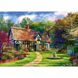 Bluebird Puzzle The Hideaway Cottage 1000 Teile Puzzle Bluebird-Puzzle-70312-P