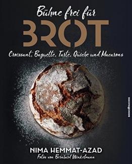 Bühne frei für Brot, Croissant, Baguette, Tarte, Quiche und Macarons - 1