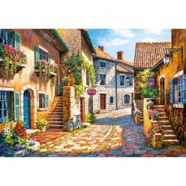 Castorland Rue de Village 1000 Teile Puzzle Castorland-103744