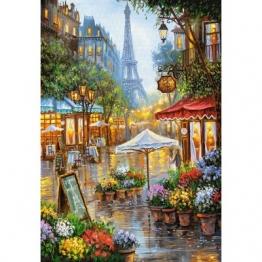 Castorland Spring Flowers, Paris 1000 Teile Puzzle Castorland-103669