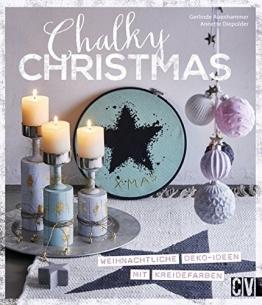 Chalky Christmas: Weihnachtliche Deko-Ideen mit Kreidefarben - 1