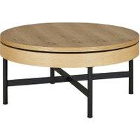 Couchtisch  Godo I ¦ Maße (cm): H: 40,5 Ø: 85 Tische > Couchtische > Couchtische rund - Höffner