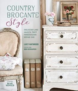 Country Brocante Style: Englischer Landhausstil trifft französischen Vintage Chic - 1