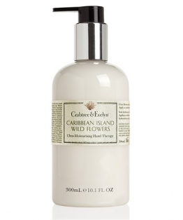 Crabtree and Evelyn Caribbean Island Wild Flowers Hand Therapy Handcreme 300ml