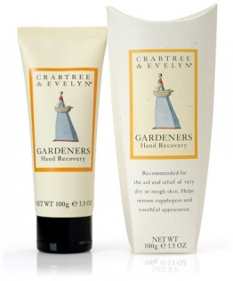 Crabtree and Evelyn Gardeners Hand Recovery Scrub Handpeeling 100g