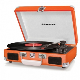 Crosley Plattenspieler Cruiser Orange