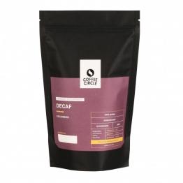 Entkoffeinierter Espresso mit Geschmack nach Schokokeks und Zimt Traditionelle Trommelröstung / 100% natürlich angebaut, fair und direkt gehandelt / Espressogenuss ohne Koffein