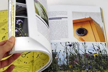 Dein fantastischer Balkongarten: Ernten bis zum Abheben. Kräuter, Blumen, Pilze, knackiges Gemüse und wilde Nützlinge auf deinem Balkon. Alles zu ... sowie viele Gestaltungsideen und DIY Projekte - 13