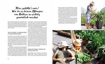 Dein fantastischer Balkongarten: Ernten bis zum Abheben. Kräuter, Blumen, Pilze, knackiges Gemüse und wilde Nützlinge auf deinem Balkon. Alles zu ... sowie viele Gestaltungsideen und DIY Projekte - 10