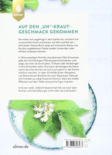 Der Giersch muss weg!: 28 Unkräuter bekämpfen oder einfach aufessen. 50 frische Wildkräuter-Rezepte - 2