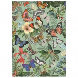 Dino Butterfly Meadow 1000 Teile Puzzle Dino-53286