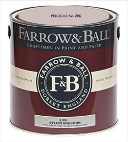 Farrow & Ball Estate Emulsion 2,5 Liter - PEIGNOIR No. 286 - 1