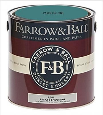 Farrow & Ball Estate Emulsion VARDO No. 288, 2,5 Liter -