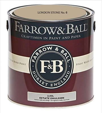 Farrow & Ball LONDON STONE No. 6 Estate Emulsion 2,5 Liter -
