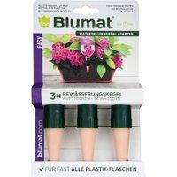 Flaschenadapter Blumat Easy 3er zur Pflanzen-Bewässerung