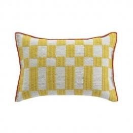 GAN - Bandas Kissen - gelb/60 x 40cm