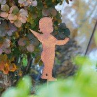 Gartenstab 'Angel' 100 cm Höhe