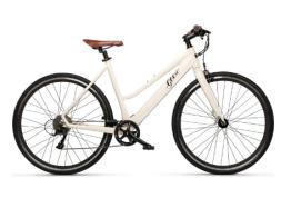 Das Geero E-Bike im Retro Design als Tiefeinsteiger