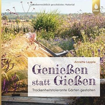 Genießen statt Gießen: Trockenheitstolerante Gärten gestalten -