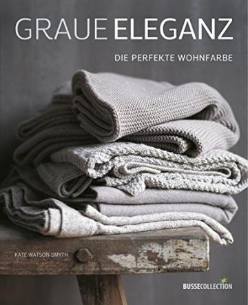 Graue Eleganz: Die perfekte Wohnfarbe -
