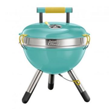 Grill Park BBQ turquoise