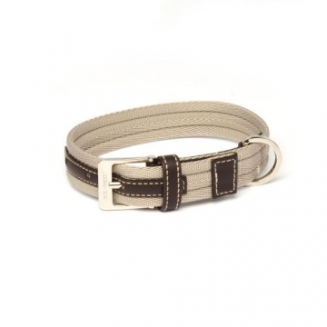 Halsband Hamptons, beige-brown