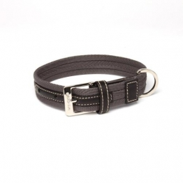 Halsband Hamptons, black grey