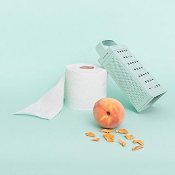 """HAPPYPO Po-Dusche 2.0 (Weiß), ersetzt Feuchttücher & Dusch-WC, Mobiles Bidet, inc. Reisebeutel — sanft, gründlich, spart Papier – gut bei Hämorrhoiden, Reizdarm — Bekannt aus """"Höhle der Löwen"""" - 8"""