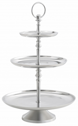 Home affaire Etagere silber