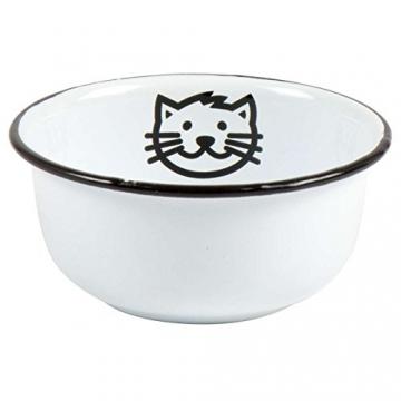 IB Laursen Fressnapf Wassernapf Katze Emaille -