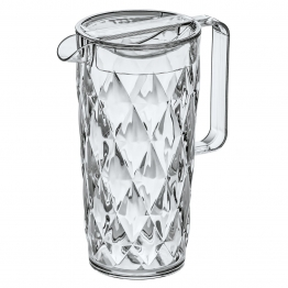 Kanne 1,6 Liter CRYSTAL transparent