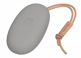 KREAFUNK toCHARGE Grau MINI Powerbank USB tragbar