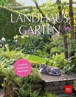 Landhaus-Gärten: Gestaltung Bepflanzung Reportagen - 1