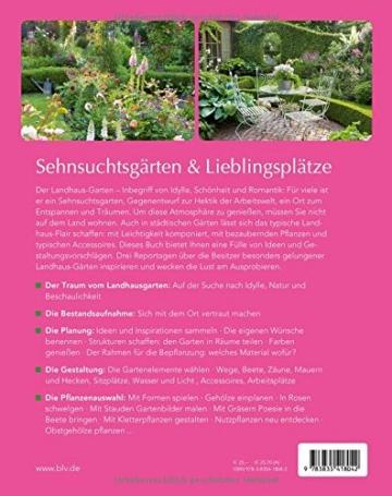 Landhaus-Gärten: Gestaltung Bepflanzung Reportagen - 2