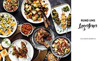 Levante – Gemeinsam orientalisch genießen: 100 Rezepte für opulente Mezze-Buffets - 3
