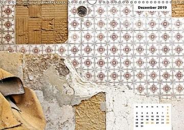 Lissabons Azulejos (Wandkalender 2019 DIN A3 quer): Die traditionellen Fliesen Portugals (Monatskalender, 14 Seiten ) (CALVENDO Orte) - 13
